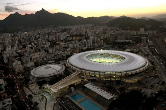 Estádio Do Maracanã - Copa 2014