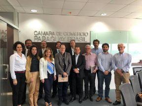 Missão Internacional Built by Brazil: Paraguai 2018