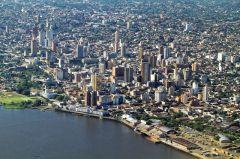 Missão Built by Brazil Paraguai 2018