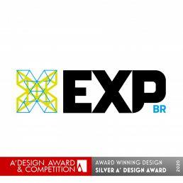 EXP Brasil tem logomarca premiada no A´Design Awards 2020