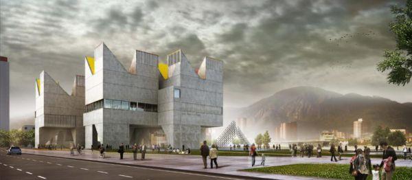 Premiados - Museu Nacional da Memória - Bogotá - Colômbia