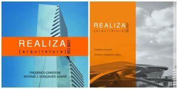 Realiza Arquitetura, de Curitiba, lança livro sobre produção arquitetônica recente