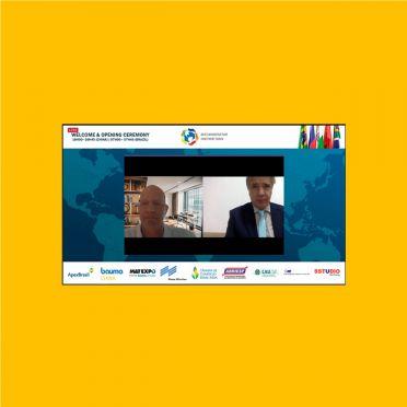 BRICSIIF - Primeira edição do Fórum de Investimentos em Infraestrutura voltado aos BRICS